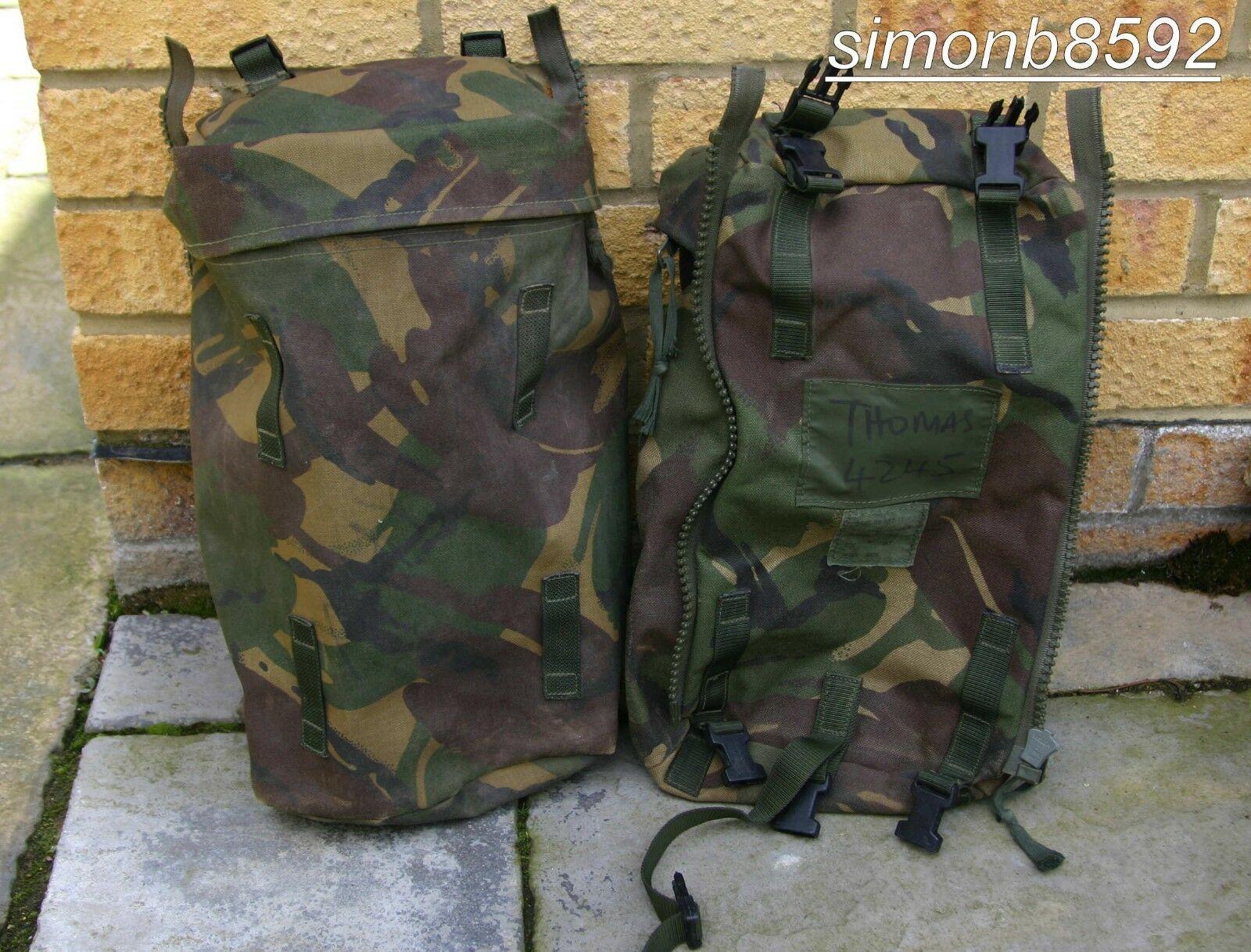 Seite Tasche Montage British Army Surplus Plce Mtp Bergen Rucksack Joch Riemen